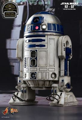 AU299.99 • Buy STAR WARS: The Force Awakens ~ R2-D2 1/6th Scale Action Figure MMS408 (Hot Toys)