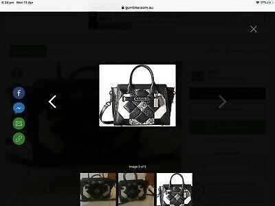 AU200 • Buy Coach Swagger 27  Unwanted Gift Has New Cost $950