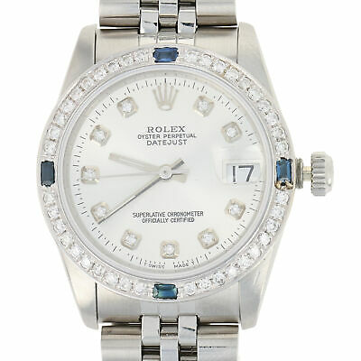 $ CDN8120.09 • Buy Rolex Oyster Perpetual Datejust Ladies Watch Stainless Automatic 2Yr. Wty 68274