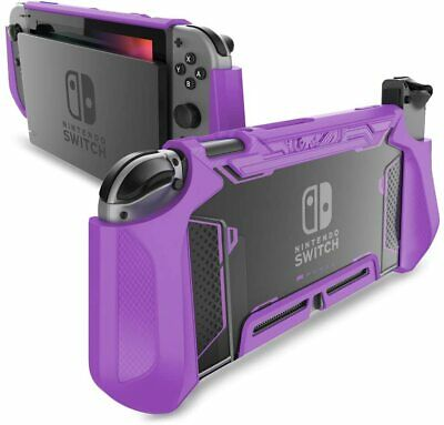 $19.99 • Buy For Nintendo Switch, Mumba Grip Case Protective Cover & Carrying Case Handbag