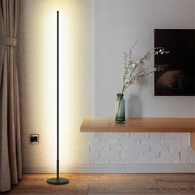 Modern Led Floor Lamp Dimming Living Room Dining Bedside Bedroom Study Indoor • 140.87£