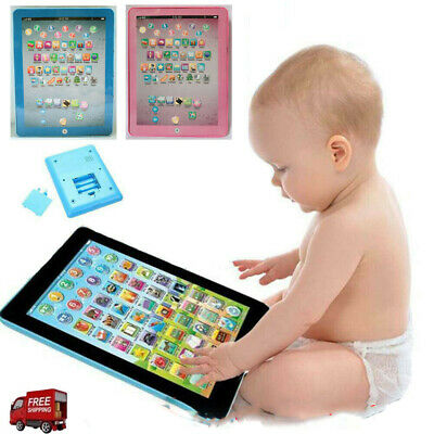 £5.45 • Buy Baby Tablet Educational Toys Girls Toy For Kids Toddler Learning English @I