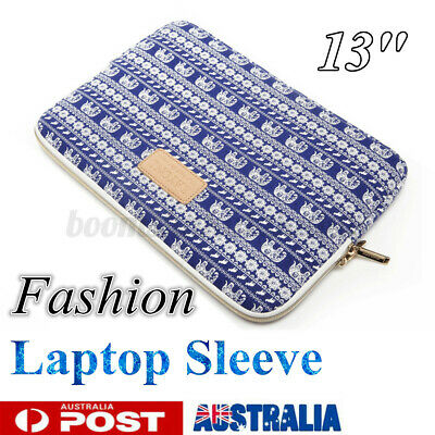 AU16.77 • Buy 2020 Notebook Laptop Bag Sleeve Case Bag Cover For MacBook Air/Pro 13 Inch PC *