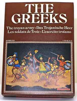 $89 • Buy Atlantic 'The Greeks' The Trojan Army- Set 1608 - Mint-in-box 60mm Scale
