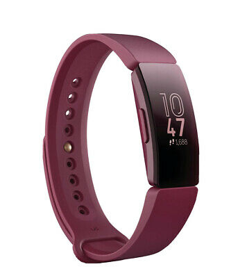 View Details Fitbit Inspire Fitness Activity Tracker, One Size - Sangria • 34.00£