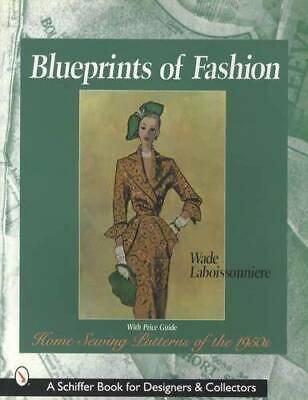 $29.95 • Buy 1950s Home Sewing Patterns Collector Guide Fashion Dresses Vogue Butterick More