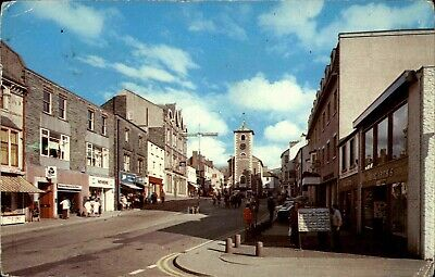 Market Place, Keswick - Old Postcard - Posted 1981 • 3.29£