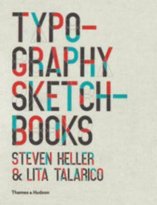 Typography Sketchbooks By Steven Heller (English) Paperback Book Free Shipping! • 15.87£