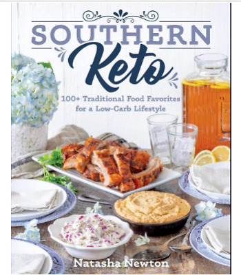 $3.12 • Buy Southern Keto:100+Traditional Food Favorites For A Low-Carb Lifestyle ‮ ✅ FDP ✅
