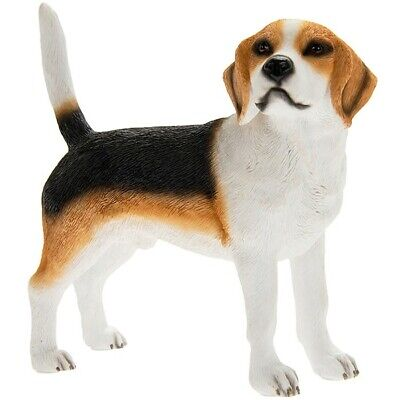 Beagle Dog Ornament Figurine Gift Boxed • 12.99£