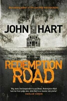 Redemption Road By John Hart 9781848541832 | Brand New | Free UK Shipping • 7.92£