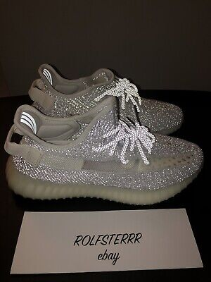 $950 • Buy DS Adidas YEEZY BOOST 350 V2 STATIC REFLECTIVE SIZE 8.5