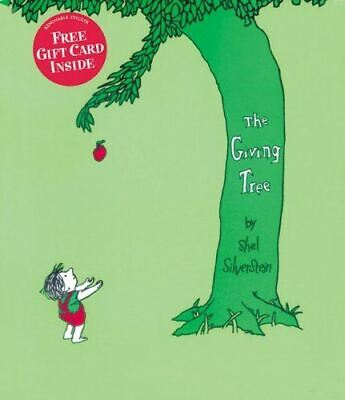 The Giving Tree With Other Silverstein, Shel • 15.99£