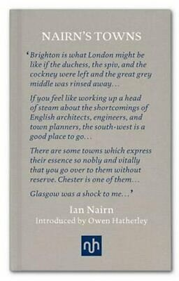 Nairn's Towns By Ian Nairn 9781907903816   Brand New   Free UK Shipping • 11.78£