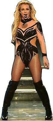 £28.60 • Buy Britney Spears 64  Tall Life Size Cardboard Cutout Standee