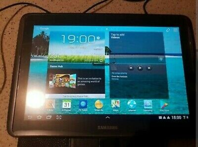 AU152.50 • Buy Black Samsung Galaxy Tab 2 10.1 Wifi&4G Cellular With Charger Perfect Condition