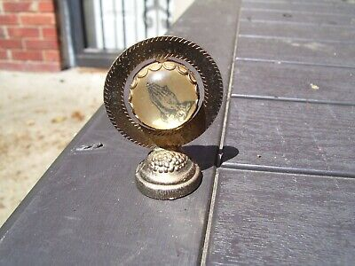 $11.50 • Buy Original 1940s-50s Dashboard Pray Hands Accessory Vintage Scta GM Ford Chevy