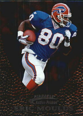 1997 Action Packed First Impressions Buffalo Bills Football Card #99 Eric Moulds • 1.45£