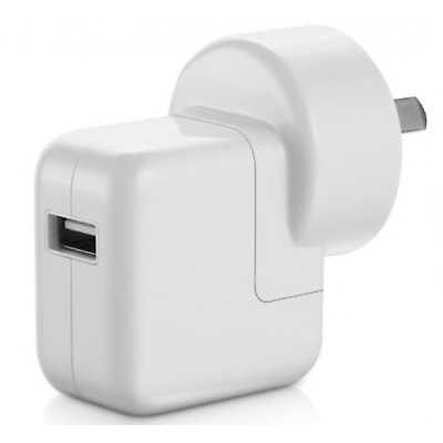 AU23.99 • Buy Fast 12w USB Power Adapter For Apple Ipad IPhone Wall Charger XR X 8 Australia