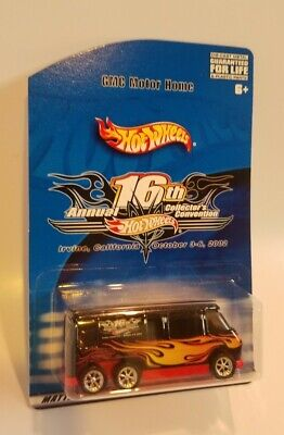 $14.99 • Buy Hot Wheels GMC Motorhome 16th Annual Collectors Convention  1 Of 4000