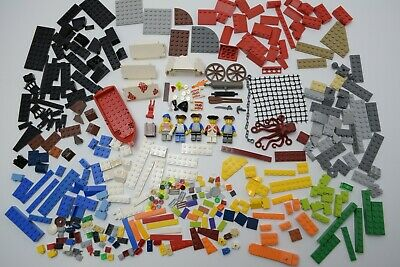 AU1.50 • Buy Bulk Assorted LEGO With Pirate Minifigures And Pirate Ship Accessories