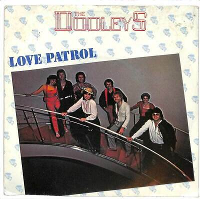 The Dooleys - Love Patrol - 7  Record Single • 2.78£