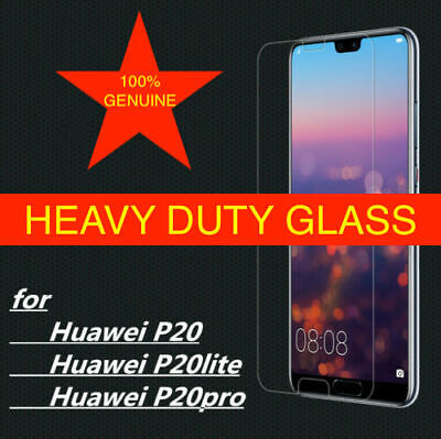 £0.99 • Buy For Huawei P20 P30 Lite P10 Tempered Glass Screen Protector Premium Protection