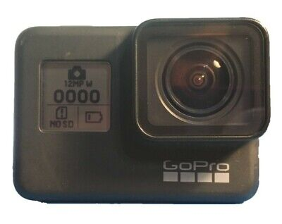 AU320 • Buy GoPro HERO7 Black Action Camera + GoPro Grab Bag - Used