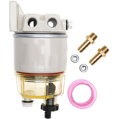 $23.55 • Buy Diesel Fuel Filter / Water Separator For R12T Marine Spin-on Housing 120AT