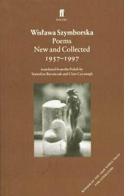 Poems, New And Collected By Wislawa Szymborska 9780571196685 | Brand New • 13.22£