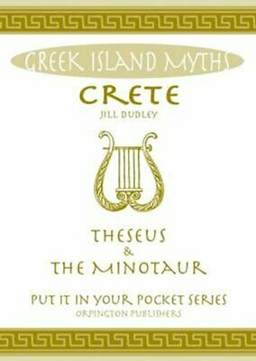 Crete Theseus And The Minotaur All You Need To Know About The I... 9780993489051 • 3.33£