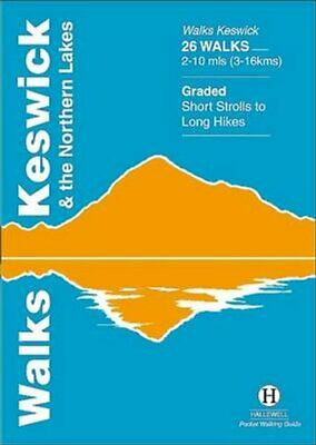Walks Keswick And The Northern Lakes By Richard Hallewell 9781872405049 • 3.70£