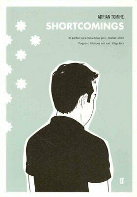 Shortcomings By Adrian Tomine 9780571233304 | Brand New | Free UK Shipping • 8.76£