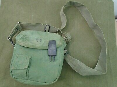 $ CDN26.54 • Buy USGI US Military 2 Quart Collapsible Water Canteen W/ Nylon Carry Case & Strap