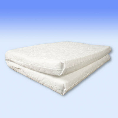 Travel Cot Mattress To Fit ICoo Starlight - 120 X 60 X 5cm - Choose Your Own • 47.40£