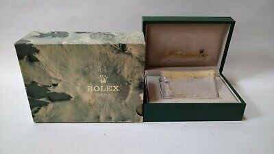 $ CDN98.87 • Buy Vintage Geniune Rolex   Watch  Box Case 68.00.2 /0506453002