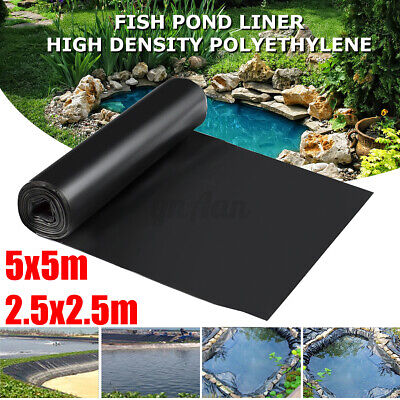 Fish Pond Liner Pool Garden PVC Membrane Thick Heavy Reinforced Landscaping • 13.74£