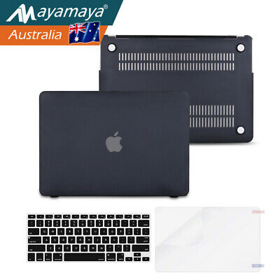 AU21.99 • Buy For MacBook Air 13 Inch Matte Hard Case Shell & Keyboard & LCD Cover A1369/A1466