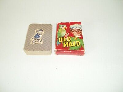 £6.99 • Buy Vintage  Old Maid  Card Game By Tower Press