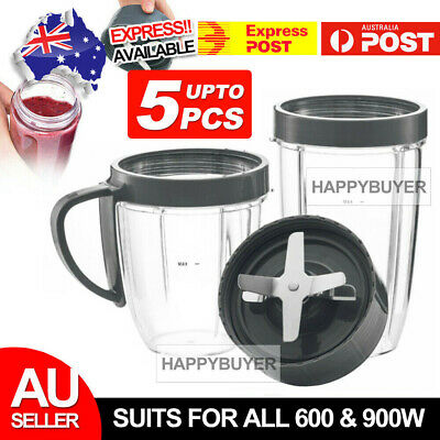 AU19.95 • Buy Colossal Cups Extractor Blade For Nutribullet Blender 600 900w Replacement Parts