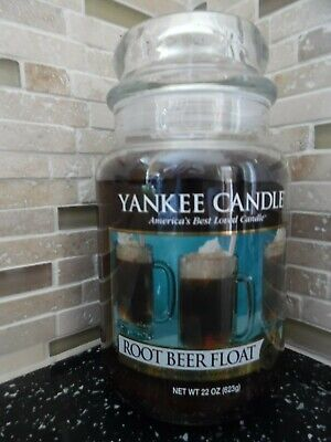 Yankee Candle 22oz USA (Root Beer Float) Gift Wrapped • 36.99£