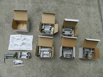 $59.99 • Buy Lot 6 Leichtung Workshop #24810 Right Angle Clamp Woodworking NOS Framing