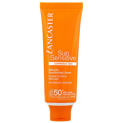 Lancaster Sun Sensitive Delicate Comforting Cream SPF50 50ml • 12.93£
