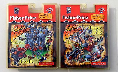 Fisher Price Great Adventures Castle 5 6 Dealsan