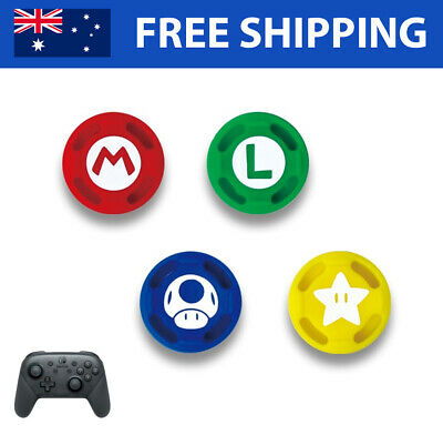 AU5.99 • Buy Nintendo Switch Pro Controller Thumb Grips/Caps Analog Controller Sticks PS4 360