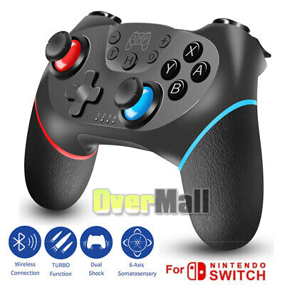 $26.75 • Buy Pro Controller For Nintendo Switch Wireless Gamepad Joypad Console 2020 NEW Best