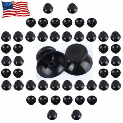 $10.99 • Buy 50pc/Set For XBOX 360 Controller-Analog 3D Thumbsticks Thumb Grip Stick Cap