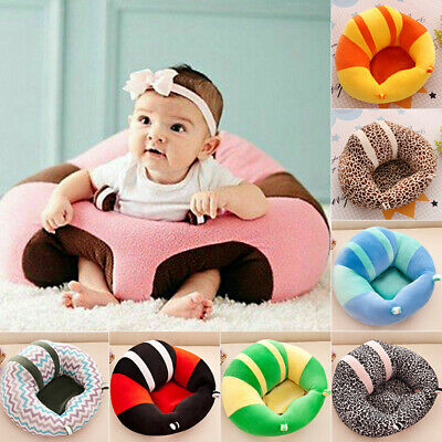 AU38.49 • Buy New Kids Baby Support Seat Sit Up Soft Chair Cushion Sofa Plush Pillow Toy Pads