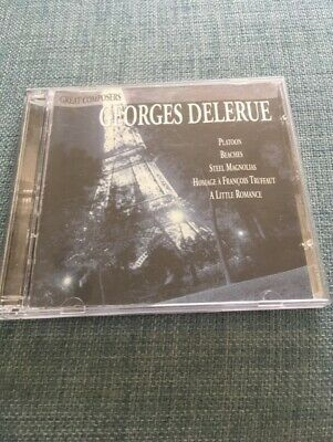 Great Composers - Georges Delerue CD 2 Discs • 9.99£