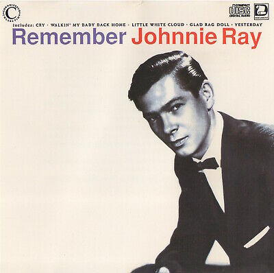 Remember Johnnie Ray - Cd • 4.99£